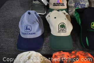 15 Hats