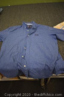 2 Men's Shirts Size XL