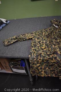 Rain Coat Size XXL