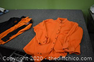 2 Men's Shirts Size XXL