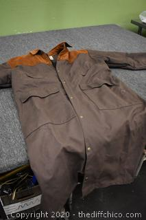 Schaefer Outfitters Coat Size XL