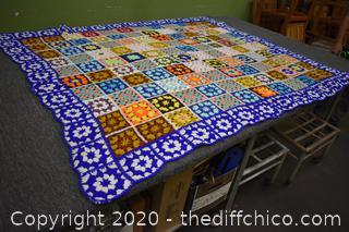 Hand Made Blanket