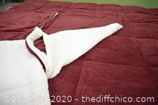 Comforter and 2 Shams