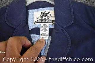 Blue Jacket - Size S