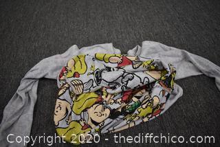 Peanut T-Shirt - Size L