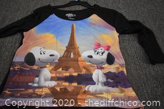 Peanuts Shirt - Size L