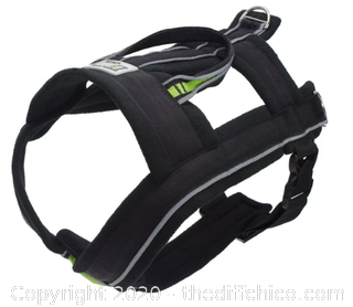 Frontpet Pulling Dog Harness With Pulling Leash (J11)