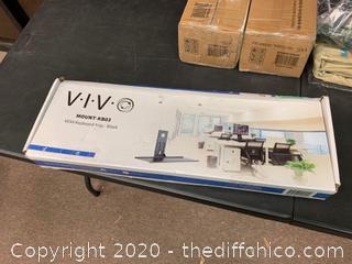 Vivo VESA Keyboard Tray - Black (J23)