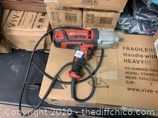 Milwaukee 1/2 in. Impact Wrench with Rocker Switch (J65)