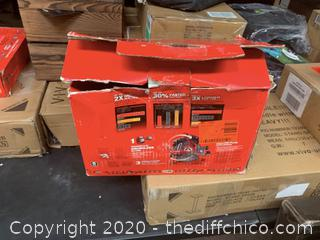 Milwaukee M18 FUEL 18-Volt Lithium-Ion Brushless Cordless 6-1/2 in. Circular Saw (J70)