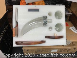 Atterstone Viking Horn Whiskey Decanter (J104)