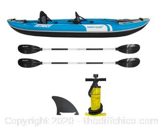 Driftsun Voyager 2 Person Inflatable Kayak (J114)