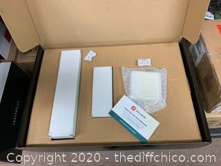 Zelancio Slate Cheese Board, 12 Piece Charcuterie Set (J120)