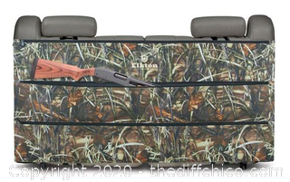 Elkton Outdoors Back Seat Three Pocket Gun Case & Organizer (J146)