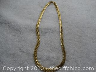 Gold Colored Chain