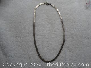 Silver Colored Chain