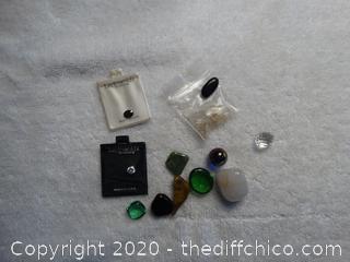 Stones, Rocks, Jewels