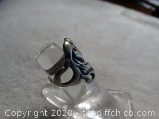 Unique Ring Size 3 1/2