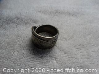 Spoon Ring size 9