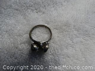 Ram Head Ring 7 1/4
