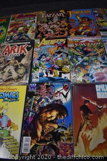 15 Collectible Comic Books