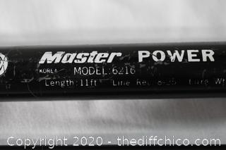132in long Master Power Stick f