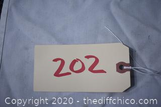 97 1/2in long Roddy Custom Fishing Pole and Long Beach Penn Reel