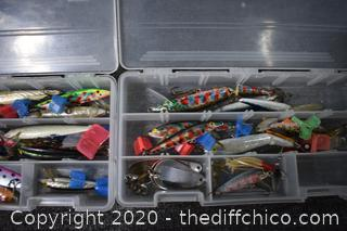 Collection of Lures