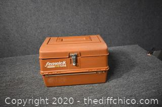Fenwick Tackle Box plus Contents