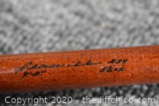 Fenwick Fly Fishing Pole w/cloth holder