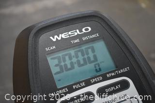 Weslo Momentum CT 6.2 Elliptical