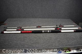 13ft Olympic Ocean Fishing Rod