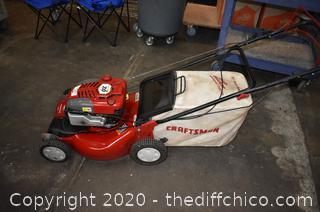 Working Craftsman 7.0 Lawn Mower