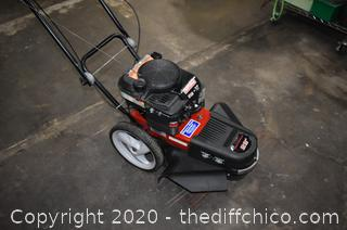 Working Craftsman 22in Blade 6.75 Weed Eater