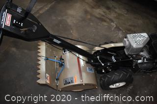 Craftsman 14in Blade 800 Series Working Rototiller