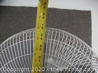 Working Adjustable Fan