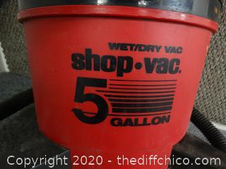 Wet Dry Shop Vac Works