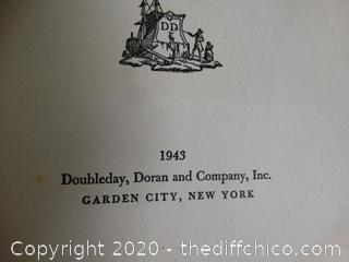 1943 George Washington  Carver Book