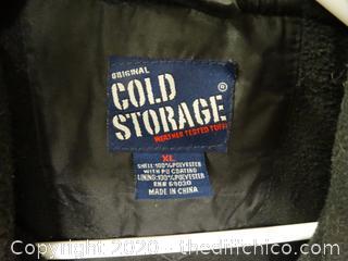 Cold Storage Jacket XL