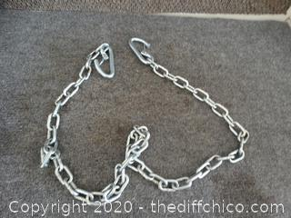 Chain With Hooks