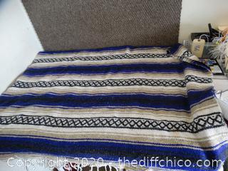 Sarape Blanket