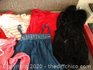 Girls Clothing Lot