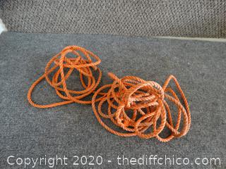 """Aprox 40"""" Rope"""