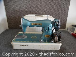 Morse Deluxe Sewing Machine