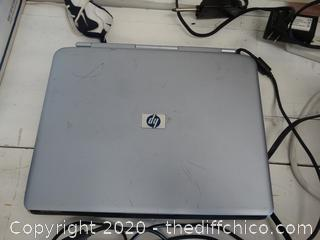 HP Laptop- Powers on - Unknown Contents