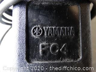 Yamaha FC4 Pedal