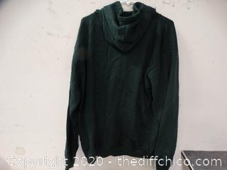 Green Cold Storage Sweatshirt XL