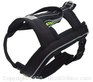 Frontpet Pulling Dog Harness With Pulling Leash (J16)