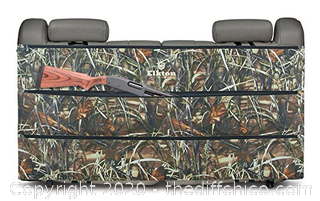 Elkton Outdoors Back Seat Three Pocket Gun Case & Organizer (J17)