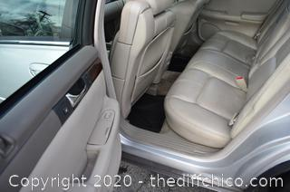 2001 Cadillac Seville RUNS (CLICK HERE TO OPEN AUCTION)